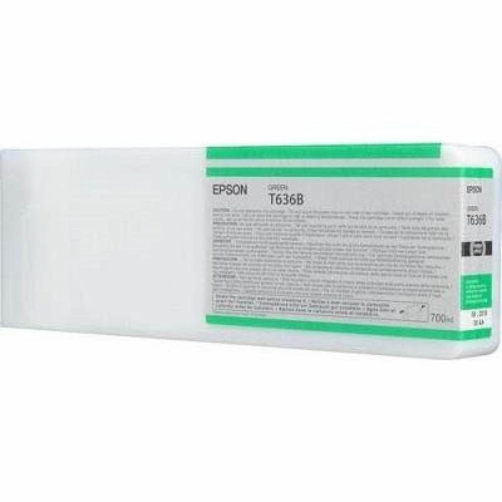 Картридж EPSON St Pro 7900/9900 green (C13T636B00)