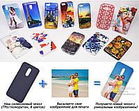Печать на чехле для Nokia 3.1 Plus (Cиликон/TPU)