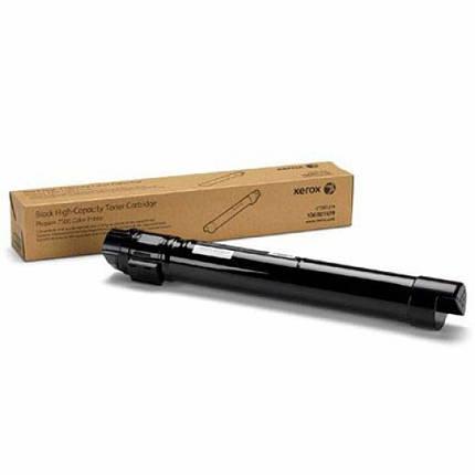 Тонер-картридж XEROX Color 550/560 Black (006R01529), фото 2