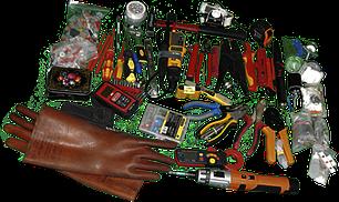 Інструмент та обладнання