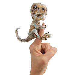 Оригинал Интерактивный динозавр Тирекс Неукротимый фингерлингс Untamed T-Rex Fingerlings - Tracker by WowWee