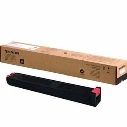 Тонер-картридж SHARP MX36GTMA (15K)Magent MX-2610N/3110N (MX-36GTMA), фото 2