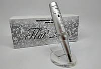 Машинка для татуажа flat line (цвет серебро) Бесплатная доставка