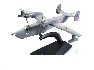 Модель Легендарные самолеты (ДеАгостини) Бе-12 (1:200)