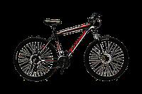 """Скоростной , алюминиевый, спортивный ,велосипед хардтейл """" TITAN - Grizlly 27,5 """", фото 1"""