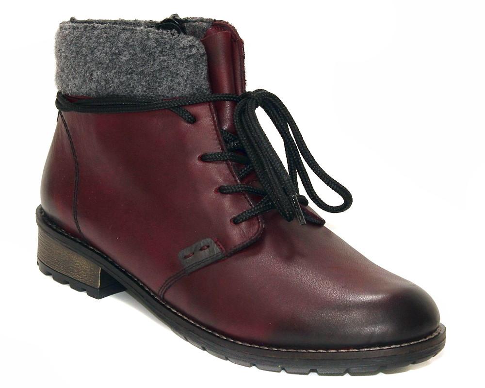9bb4b7527 Женские ботинки REMONTE DORNDORF R3332-35, цена 2 560 грн., купить в ...