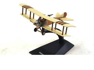 Модель Легендарные самолеты (ДеАгостини) Лебедь-12 (1:111)
