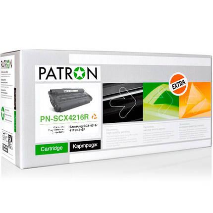 Картридж PATRON SAMSUNG SCX-4216D3 (PN-SCX4216R) Extra (CT-SAM-SCX-4216-PN-R), фото 2