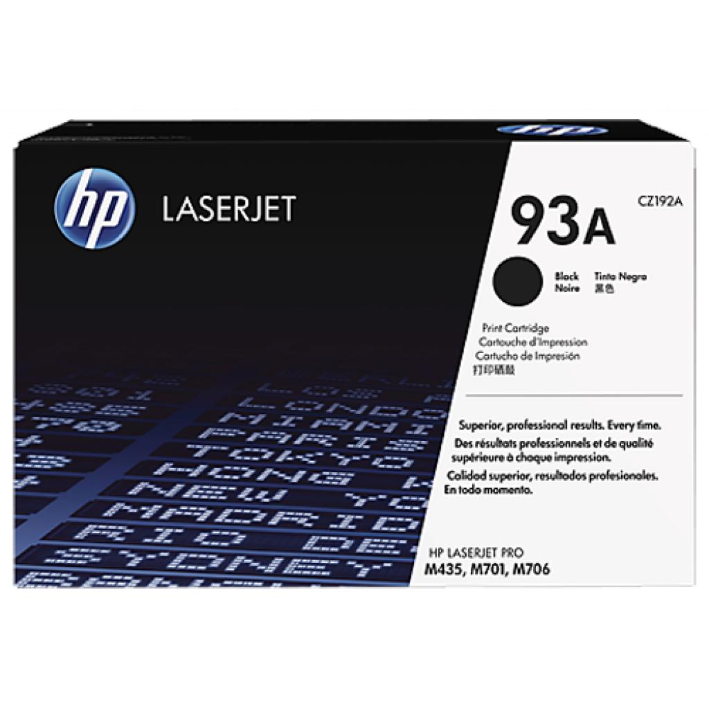 Картридж HP LJ  93A для Pro M435nw (CZ192A)