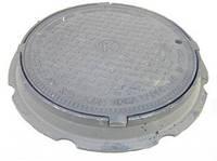 Люк канализационный тип С (B125) Киевводоканал