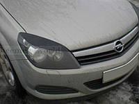 Накладки на фары Opel Astra Н