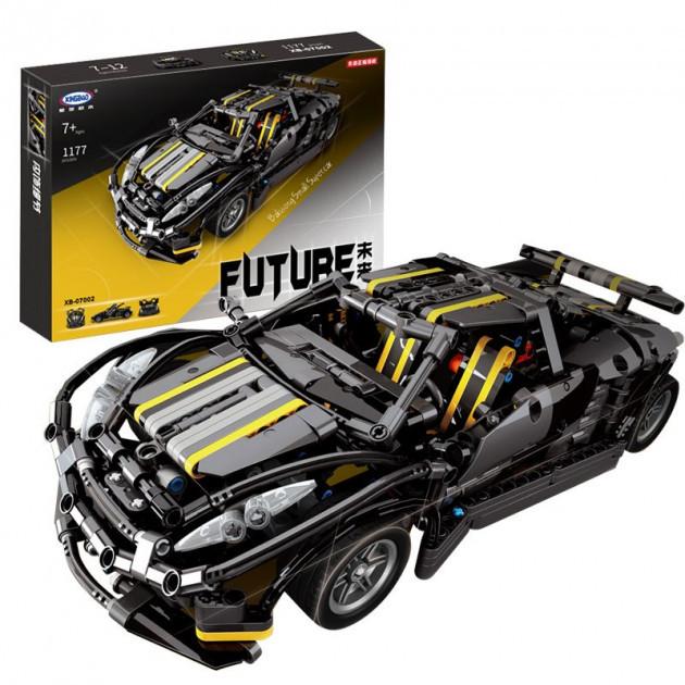 Новейший детский конструктор Super Car на 1177 деталей
