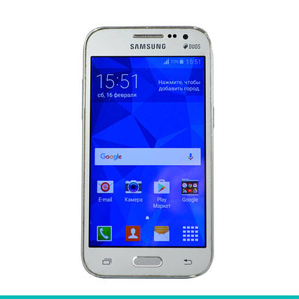 Смартфон Samsung Galaxy Core Prime VE G361H Б/У, фото 2