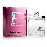 Женская парфюмерия Salvatore Ferragamo F for Fascinating EDT 50 ml