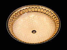 Люстра классическая, хай-тек, золото, фото 2