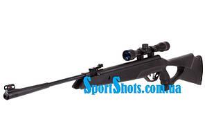 Пневматическая винтовка Beeman Longhorn Gas Ram + прицел 4х32