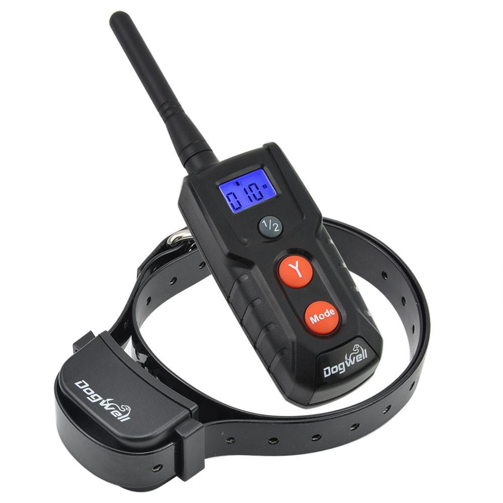 Профессиональный электронный ошейник для дрессировки собак Petrainer PET 916
