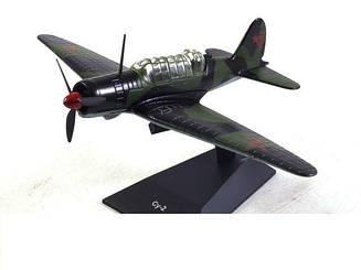 Модель Легендарні літаки (ДеАгостини) Су-2 (1:88)