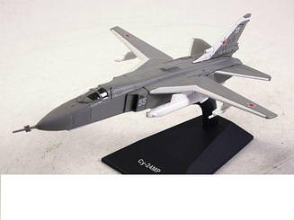 Модель Легендарні літаки (ДеАгостини) СУ-24МР (1:170)