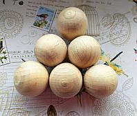 Деревянный шар, 3 см, фото 1