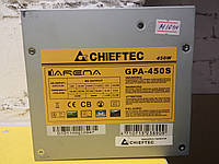 Блок питания CHIEFTEC GPA-450S 450W 120FAN