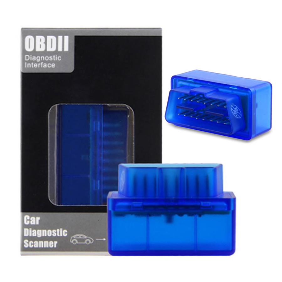Cканер адаптер для диагностики автомобиля,OBD2 V1.5 ELM327Bluetooth чип PIC 18F25K80 (НАЛОЖКОЙ  НЕ ОТПРАВЛЯЕМ)