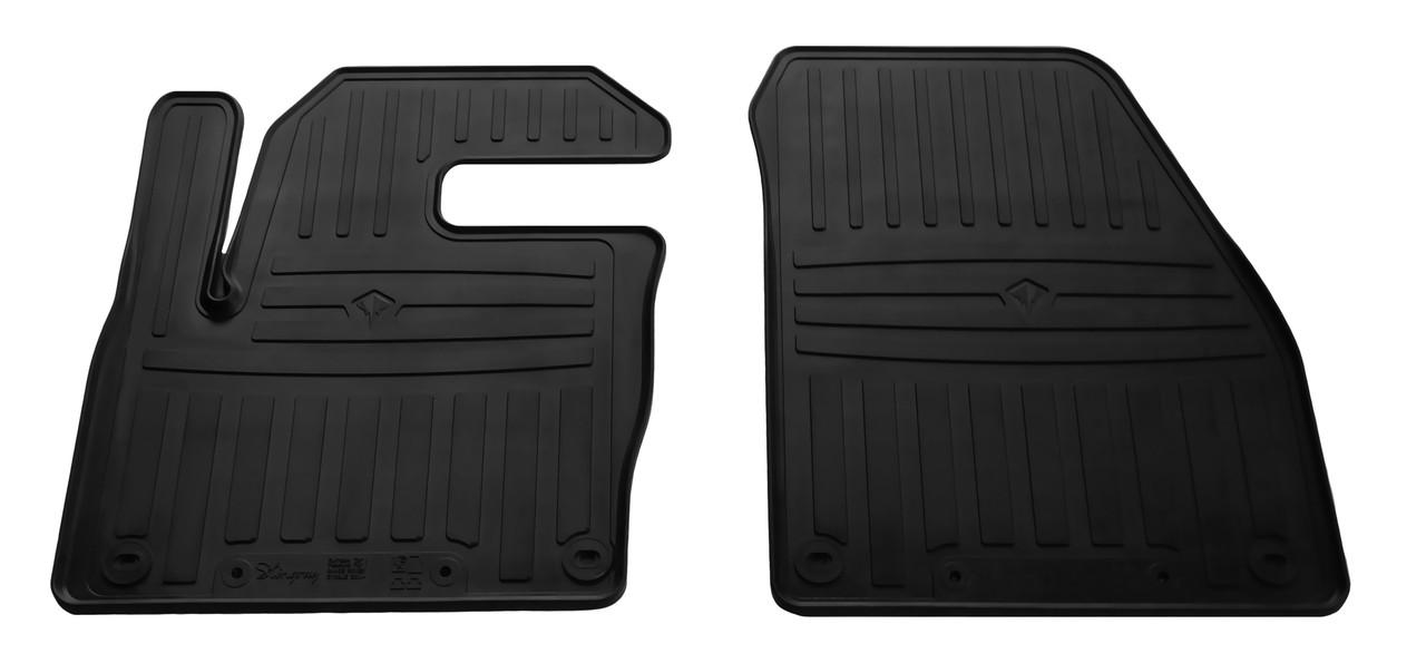 Коврики в салон резиновые передние для Land Rover Range Rover Evoque 2011- Stingray (2шт)