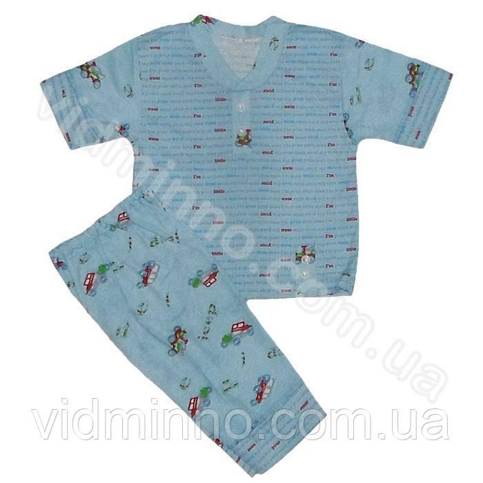 Піжама для хлопчика на зріст 80-86 см