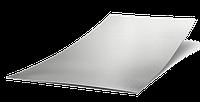 Оцинкованный стальной лист, 1000х2000х0,55 мм
