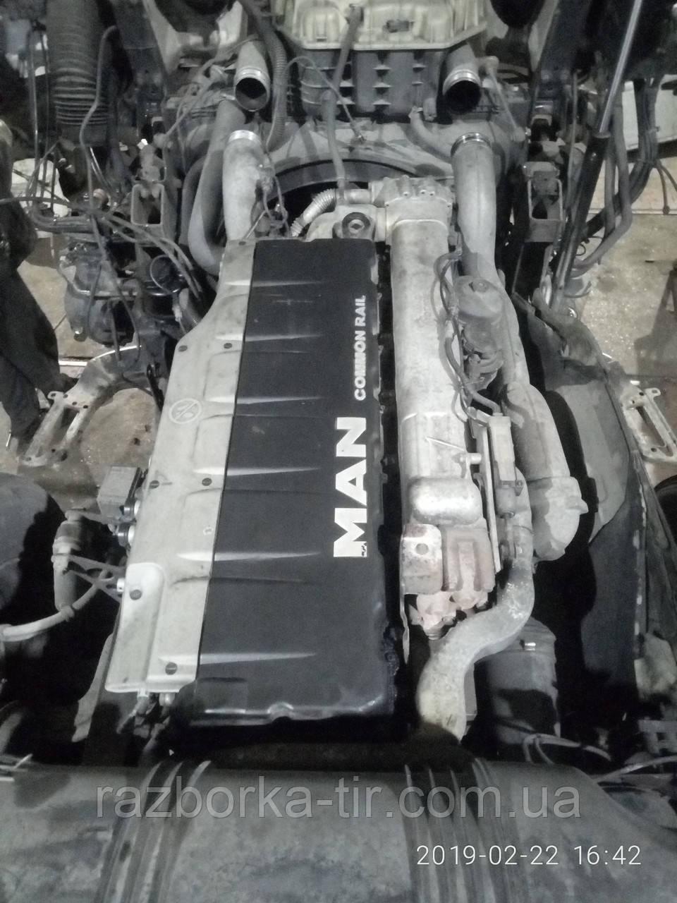 Двигатель для MAN TGA D2066
