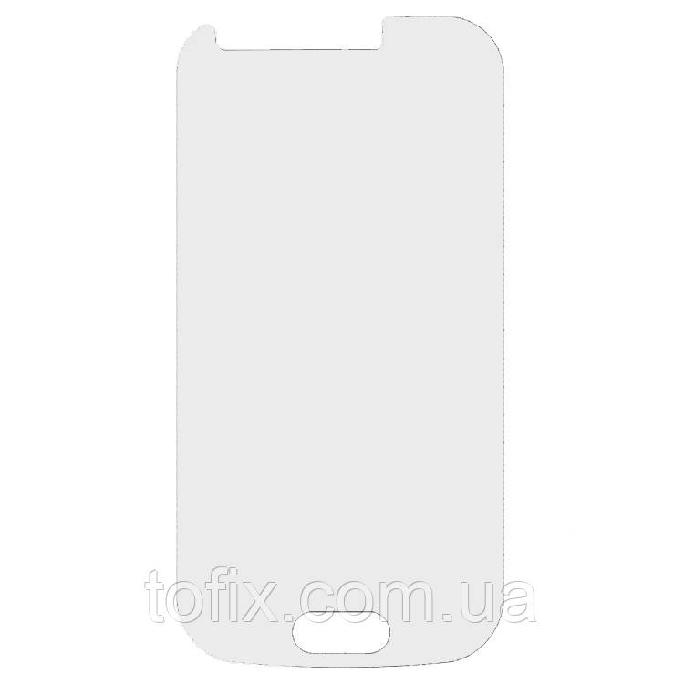 Защитное стекло для Samsung Galaxy Trend Plus S7580, S7582 - 2.5D, 9H, 0.26 мм