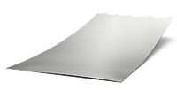 Оцинкованный стальной лист, 1000х2000х0,65 мм