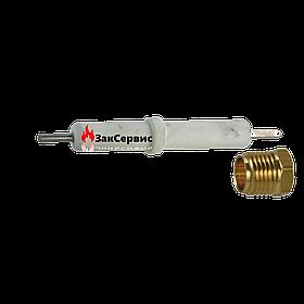 Электрод розжига на газовую колонку Ariston FAST, Chaffoteaux FLUENDO 11, 14 CF P/E60000039