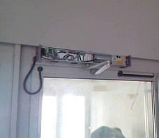 Автоматические раздвижные двери Tormax, Опорная школа в пгт Соленое 31.08.2018 3