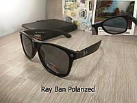 Солнцезащитные очки с поляризацией Ray Ban Wayfarer - матовая оправа