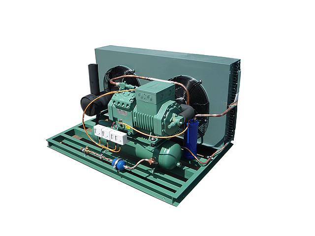 Как выбрать компрессорно-конденсаторный агрегат для холодильной камеры?