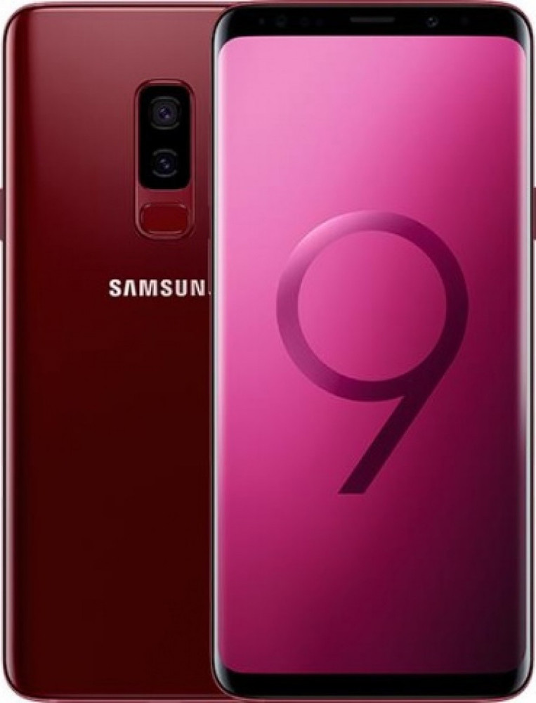 Смартфон Samsung Galaxy S9 Plus SM-G965F 128GB Red
