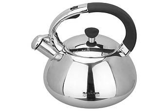 Чайник нержавеющий Maxmark - 3 л MK-1308B
