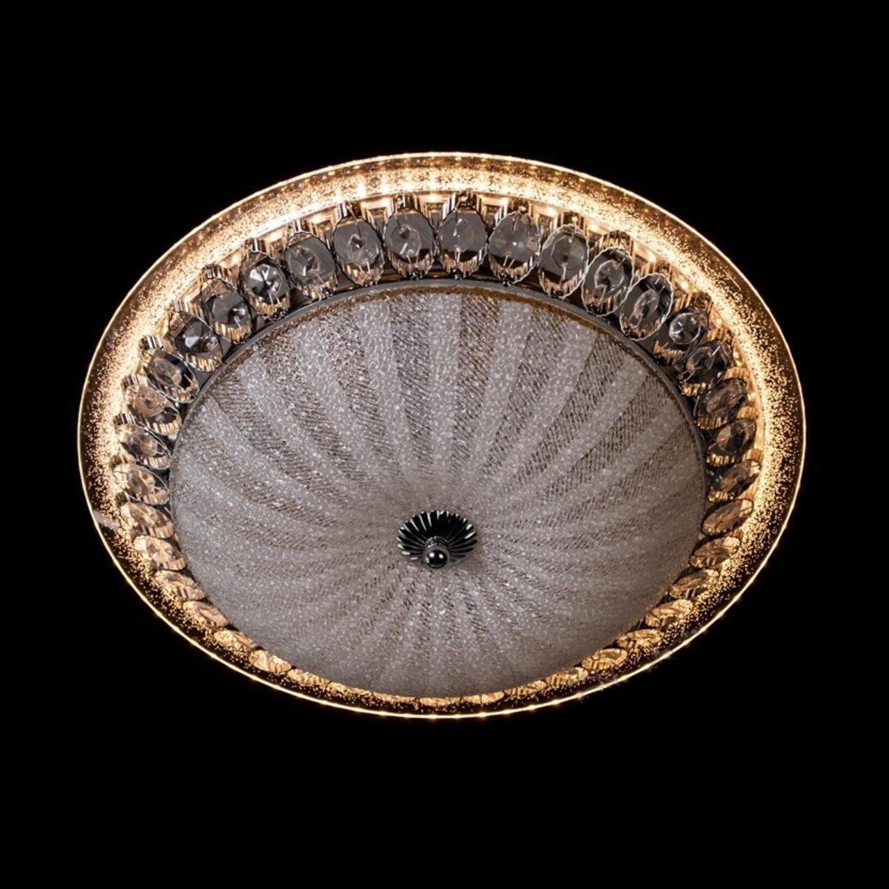 Люстра классическая, хай-тек, (Внимание в наличии только серебро!)