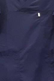 Рабочий мужской халат синего цвета 1125 ( габардин  44-60 р-ры ), фото 2