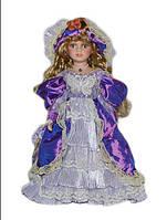 Кукла фарфоровая Дана 40см