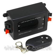 Диммер Biom 8А-RF 3 кнопки/1 канал