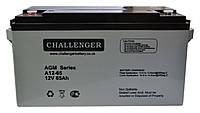 Аккумулятор мультигелевый Challenger A12-65 12V 65AH, (AGM) для ИБП, фото 1