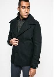 Демисезонный стильный френч-пальто Medicine M