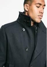 Демисезонный стильный френч-пальто Medicine M, фото 3