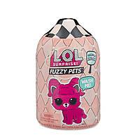 Кукла Лол Питомцы пушистые модное перевоплощение 5 сезон L.O.L. Surprise! Fuzzy Pets