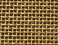 Латунная тканая сетка, 0,1-0,06 мм