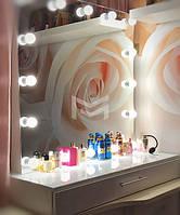 Место визажиста Denny с ВРЕЗНЫМИ лампочьками, фото 1