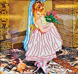 Схема для вышивки бисером Маленька наречена. Арт. СКВ-58, фото 2