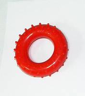 Эспандер кистевой силиконовый с шипами Взрослый (усилие 30 кг)